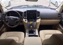 Cần bán xe Toyota Land Cruiser VX 4.6 V8 năm sản xuất 2016, màu đen, nhập khẩu nguyên chiếc