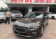 Cần bán xe Mazda 3 1.5 AT đời 2016, màu nâu, giá chỉ 645 triệu