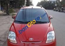 Cần bán lại xe Daewoo Matiz sản xuất 2008, màu đỏ chính chủ