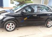 Cần bán xe Daewoo Gentra MT năm sản xuất 2008, màu đen ít sử dụng