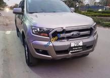 Bán xe Ford Ranger XLS 4x2 MT đời 2016, màu vàng, nhập khẩu Thái