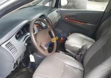 Cần bán lại xe Toyota Innova J đời 2007, màu bạc