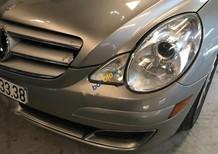 Cần bán lại xe Mercedes R350 sản xuất năm 2006, màu vàng, xe nhập giá cạnh tranh