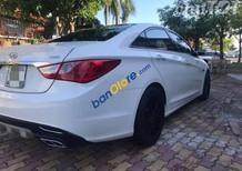 Cần bán lại xe Hyundai Sonata sản xuất năm 2011, màu trắng, nhập khẩu nguyên chiếc chính chủ