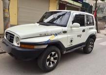 Cần bán xe Ssangyong Korando TX5 đời 2010, màu trắng, xe nhập chính chủ, giá chỉ 189 triệu