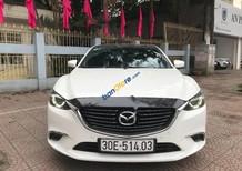 Bán Mazda 6 Facelift 2.5 đời 2017, màu trắng chính chủ