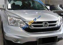 Cần bán Honda CR V năm sản xuất 2010, màu bạc