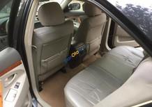 Bán Toyota Camry 2.4G đời 2007, màu đen, giá tốt