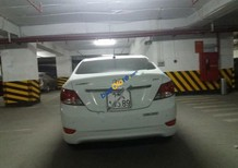 Cần bán xe Hyundai Accent 1.4 AT sản xuất năm 2011, màu trắng, nhập khẩu nguyên chiếc, giá chỉ 432 triệu