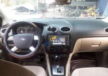 Bán Ford Focus 1.8 sản xuất năm 2007, màu đen, xe nhập giá cạnh tranh