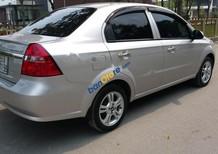 Bán ô tô Chevrolet Aveo LTZ 1.5 AT đời 2014, màu bạc xe gia đình