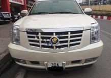 Cần bán Cadillac Escalade năm sản xuất 2008, màu trắng, xe nhập số tự động