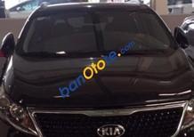 Cần bán lại xe Kia Sportage AT năm sản xuất 2015, màu đen chính chủ