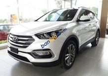 Hyundai Vũng Tàu - Hyundai Santa Fe Full dầu 2018, giá cực tốt, khuyến mại cực cao, trả góp 85%, lãi ưu đãi - 0933598285