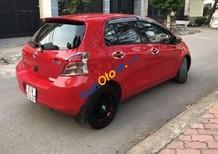 Cần bán gấp Toyota Yaris 1.3 năm 2008, màu đỏ, xe nhập, 380 triệu