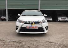 Cần bán lại xe Toyota Yaris 1.3G 2015, màu trắng, nhập khẩu nguyên chiếc