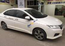 Cần bán gấp Honda City đời 2017, màu trắng chính chủ, giá 545tr