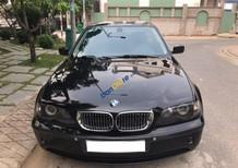 Cần bán BMW 3 Series 325i đời 2004, màu đen