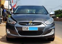 Bán xe Hyundai Accent 1.4MT Sedan đời 2012, màu xám (ghi), nhập khẩu nguyên chiếc giá cạnh tranh