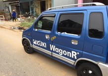 Cần bán xe Suzuki Wagon R+ đời 2005, màu xanh lam