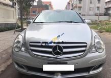 Cần bán xe Mercedes R500 đời 2005, màu bạc, xe nhập