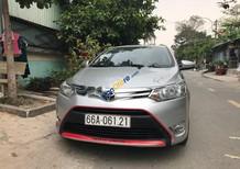 Cần bán gấp Toyota Vios E đời 2015, màu bạc chính chủ