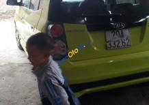 Bán ô tô Kia Morning sản xuất năm 2012, màu vàng