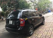 Cần bán Kia Carens sản xuất 2010, màu đen, xe nhập, 345tr