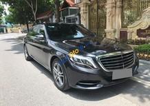 Mercedes S400 AT đời 2014 màu đen zin nguyên, máy cọp xem ghiền