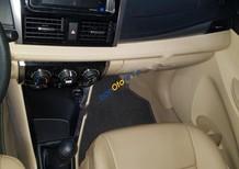 Cần bán Toyota Vios 1.5E đời 2018, màu trắng