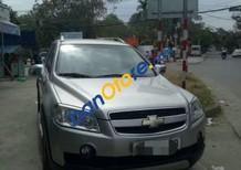 Cần bán xe Chevrolet Captiva đời 2007, màu bạc như mới, 330tr