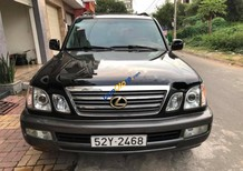 Bán Lexus LX 470 đời 2003, màu đen, nhập khẩu nguyên chiếc