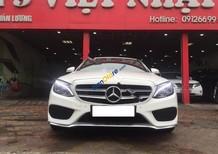 Cần bán lại xe Mercedes C250 AMG năm 2015, màu trắng