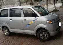 Bán Suzuki APV 2008, màu bạc, nhập khẩu