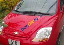Bán xe Chevrolet Spark Lite Van 0.8 MT 2012, màu đỏ xe gia đình