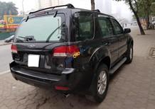 Cần bán gấp Ford Escape sản xuất 2009, màu đen số tự động, 420tr