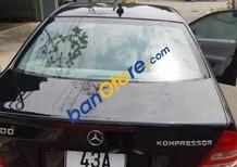 Cần bán Mercedes E200 đời 2004, màu đen chính chủ, giá tốt