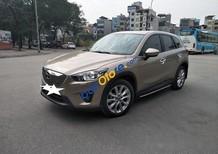 Cần bán gấp Mazda CX 5 năm 2014, màu nâu số tự động