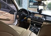 Cần bán xe BMW 5 Series 523i đời 2011, màu trắng, nhập khẩu nguyên chiếc