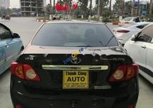 Auto bán Toyota Corolla altis 1.8G AT đời 2009, màu đen