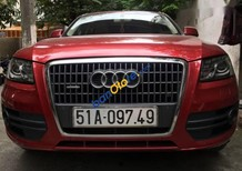 Bán Audi Q5 đời 2012, màu đỏ, nhập khẩu