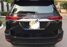 Bán Toyota Fortuner sản xuất 2017, màu nâu