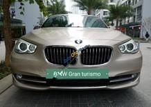 Bán BMW 5 Series 535i GT sản xuất 2011, màu vàng, nhập khẩu
