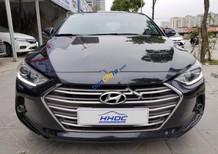 Bán xe Hyundai Elantra 2.0AT 2017, màu đen