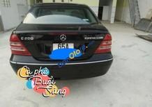 Chính chủ bán Mercedes C200 sản xuất 2003, màu đen
