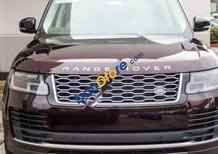 Bán ô tô LandRover Range Rover HSE V6 đời 2018, màu nâu, nhập khẩu nguyên chiếc