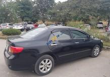 Bán Toyota Corolla altis 1.8G MT năm sản xuất 2009, màu đen