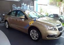 Chính chủ bán Chevrolet Cruze đời 2015, màu vàng cát