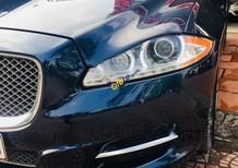 Chính chủ bán xe Jaguar XJ series L 5.0 Supercharged SX 2010, màu xanh lam, nhập khẩu