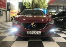 Bán Mazda 6 2.0 AT SX 2014, màu đỏ
